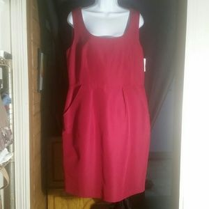Kay Unger size 14 woman's fitted dress